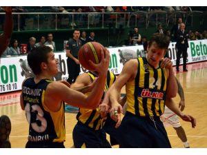 Fenerbahçe Banvit'e Mağlup Oldu