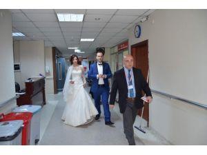 Düğünden Hastaneye