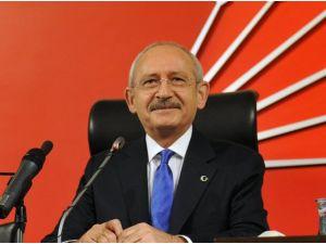 Kılıçdaroğlu Şampiyon Takımı Kutladı