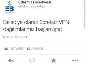 Belediyenin Attığı Tweet Sosyal Medyayı Salladı!
