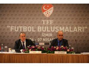 Türk Futbolu Masaya Yatırılıyor