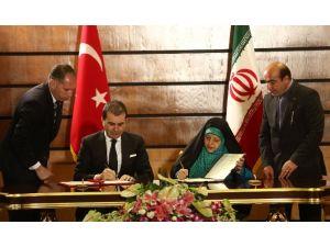 8 Anlaşma İmzalandı