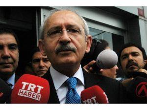 Kılıçdaroğlu'na Ekmeleddin İhsanoğlu Soruldu