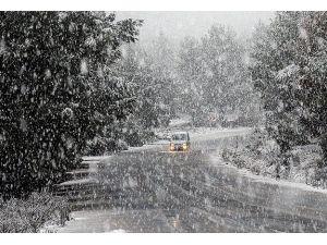 Dikkat Kar Yağışı !