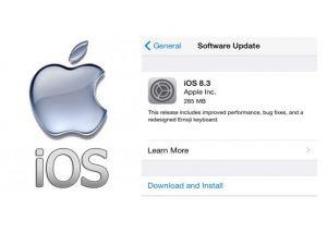 İos 8.3 Yayınlandı: Merhaba Türkçe Siri