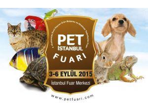 Pet İstanbul Fuarı İçin Hazırlıklar Başladı