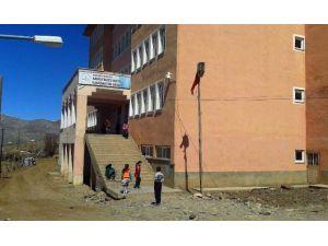 Hakkari'de Sahipsiz Bir Okul