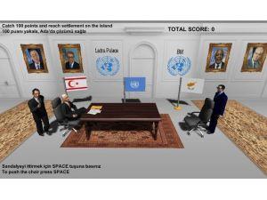 Kıbrıs Müzakereleri Bilgisayar Oyunu Oldu
