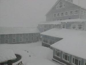 Uludağ'da Kar Kalınlığı 160 Santimetre Oldu