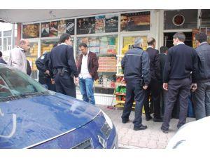 Polise Saldırı: 1 Yaralı