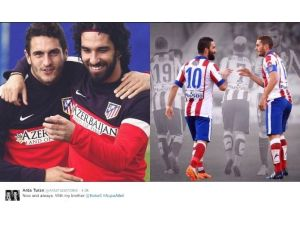 Arda Turan: ''Now And Always''