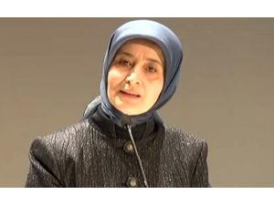 Sare Davutoğlu: ''En Büyük Meydan Okumalardan Bir Tanesidir''
