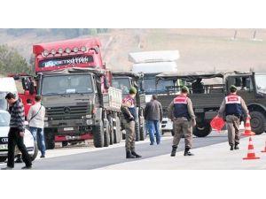 Mit Tır'larına Operasyona 17 Tutuklama