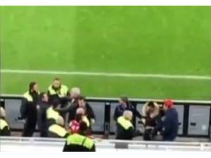 Bayern Münih Maçı Sonrası Tekme Tokat Kavga