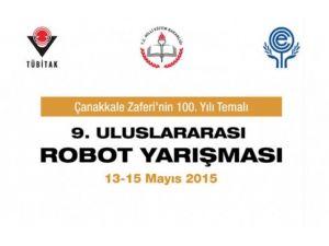 'Uluslararası Robot Yarışması'na Geri Sayım Başladı