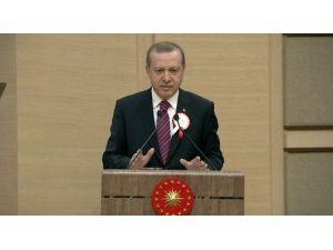 Erdoğan'dan Polislere 'Paralel İmam' Uyarısı