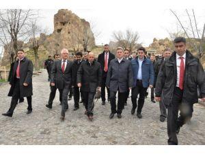 Makedonya Cumhurbaşkanı: Gördüğüm Bu Manzara Karşısında...