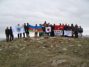 Dağda Üç Dilde Polis Haftasını Kutladılar