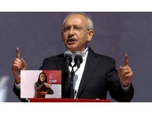 Kılıçdaroğlu Seçim Startını Verdi