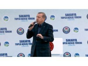 Erdoğan: Yeni Türkiye'nin İnşası İçin Çalışıyoruz