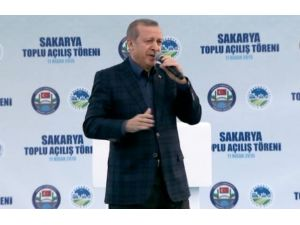 Erdoğan: Bu Bizim Yeni 'Kızıl Elma'mızdır