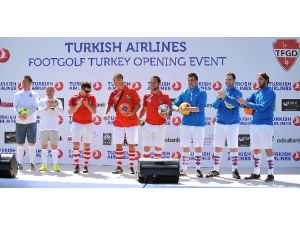 Turkish Airlines Footgolf Turnuvası Başladı