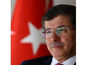 Başbakan Davutoğlu'ndan Askere Saldırı Açıklaması