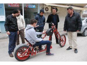 Harley Tarzı Bisiklet