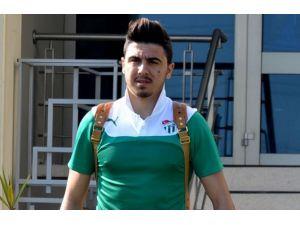 Bursaspor Rövanş İçin Ankara'ya Gitti