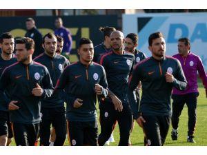 Galatasaray'da Hazırlıklar Tamam