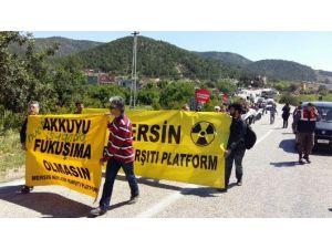 Türkiye'nin İlk Nükleer Santralinin Temeli Protestolarla Atılacak