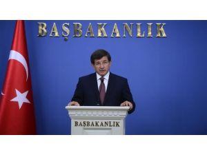 Başbakanlıkta 'Tübitak Gözaltısı' Görüşmesi