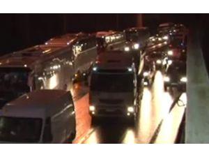 İstanbul'da O Yol Ulaşıma Tekrar Açıldı