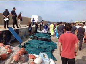 Akdeniz'de Kaçak Göçmen Faciası: 400 Ölü