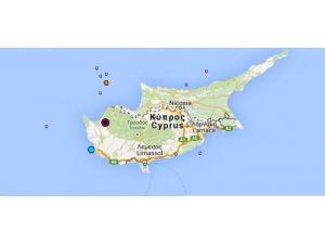 Kıbrıs Depremle Sallandı