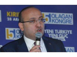 Yalçın Akdoğan'dan Ap'ye Tepki