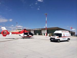 Helikopter Ambulansı, Minik Bebek İçin Geldi