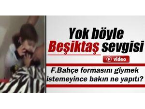 Fenerbahçe Forması Giymeyen Çocuk
