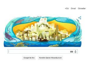 Halikarnas Balıkçısı Google'a Doodle Oldu
