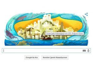 Google Ünlü Türk Edebiyatçıyı Unutmadı
