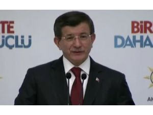 Başbakan'dan Flaş ''3 Dönem'' Açıklaması
