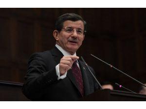 Davutoğlu: Bizimle Konuşacak Olan Göz Mesafesinde Konuşacak