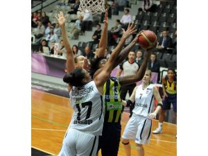 Derbi Fenerbahçe'nin