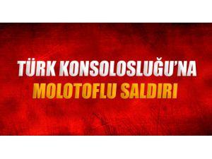 Türkiye'nin Selanik Başkonsolosluğuna Saldırı