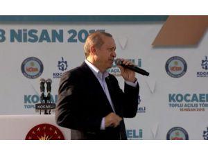 Erdoğan 195 Eserin Açılışında