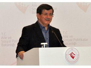 Davutoğlu, Tikad Üyelerini Kabul Etti