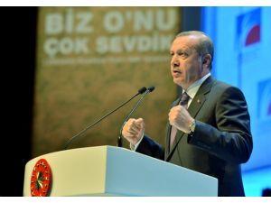 Erdoğan'dan Fetret Dönemi Benzetmesi