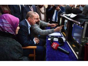 Erdoğan Yönetmen Koltuğunda