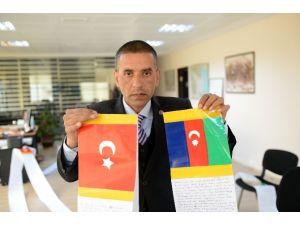 Obama'ya 50 Metrelik Sözde Ermeni Soykırımı Mektubu