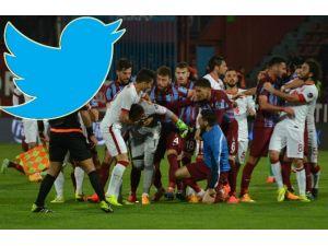 Derbi Gerildi Twitter Yıkıldı